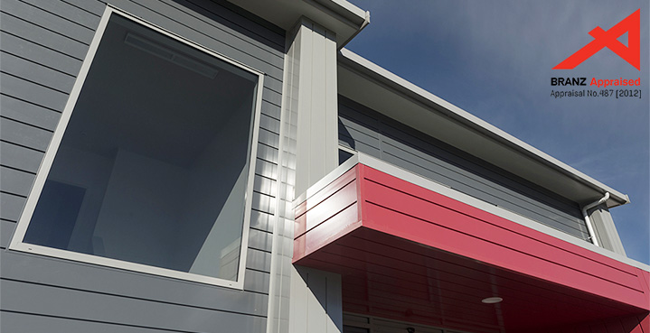Cladding Profiles available from Wintec UlltraClad® Aluminium Weatherboards